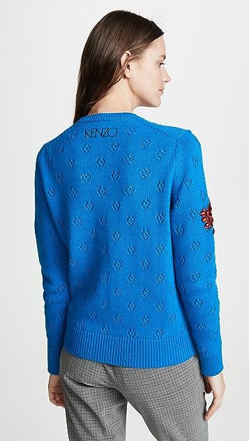 KENZO 圆领毛衣