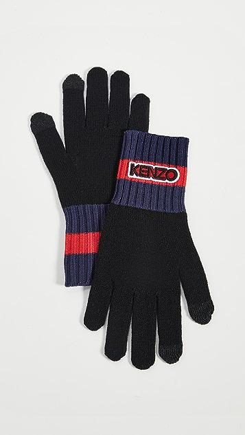 KENZO Kenzo Tag 手套