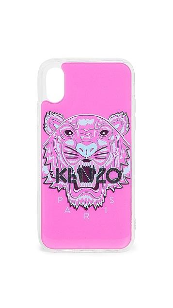 KENZO 虎头 iPhone XS / X 手机壳