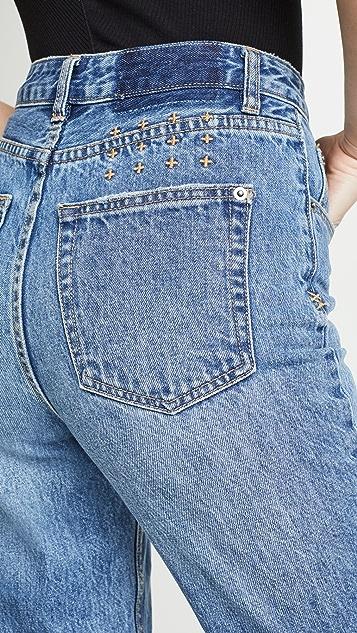 Ksubi Chlo Wasted Young American 牛仔裤