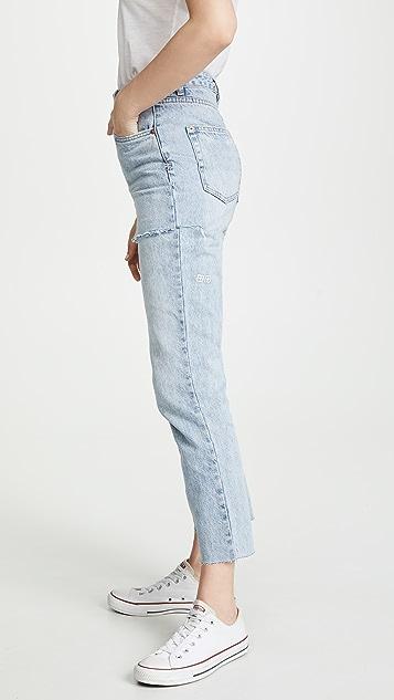 Ksubi Chlo Wasted Slash 牛仔裤