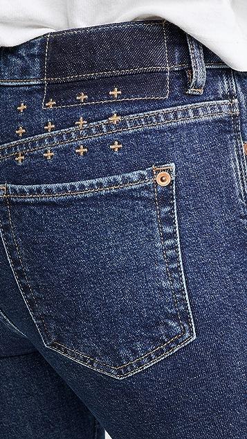 Ksubi Spray On Berlin Blue 牛仔裤