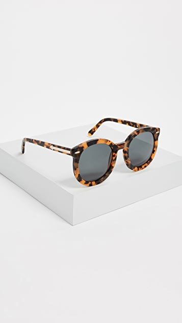 Karen Walker Super Duper Strength 太阳镜