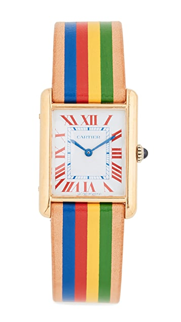 La Californienne Large Cartier 腕表