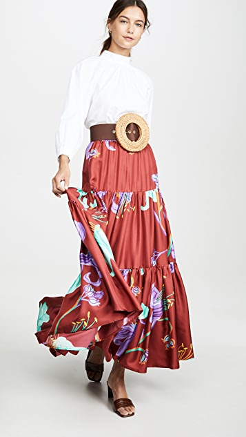 La Double J Big 半身裙