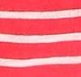 珊瑚色条纹