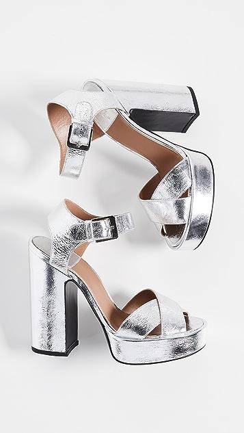 Laurence Dacade Rosange 厚底凉鞋