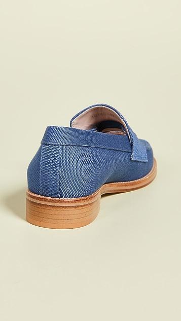 Leandra Medine Mr 平跟船鞋