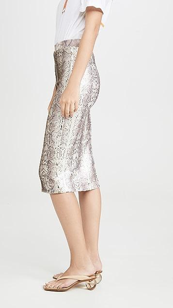 Le Superbe Liza 亮片半身裙