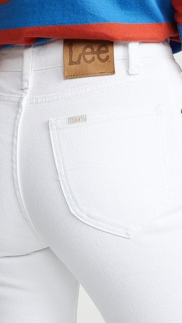 Lee Vintage Modern 喇叭牛仔裤