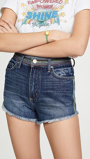 Lee Vintage Modern 超短裤