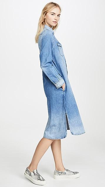 Lee Vintage Modern Western 中长连衣裙