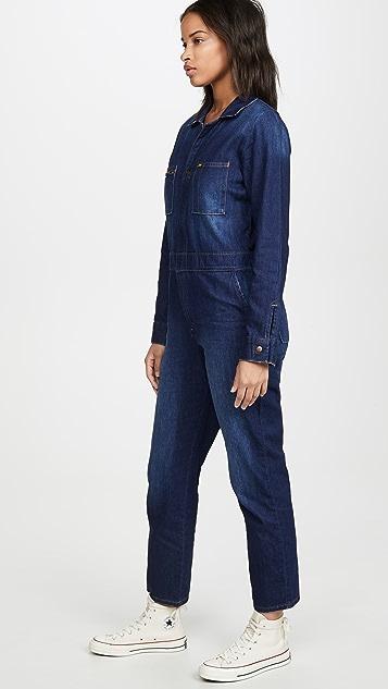 Lee Vintage Modern Unionall 连身衣