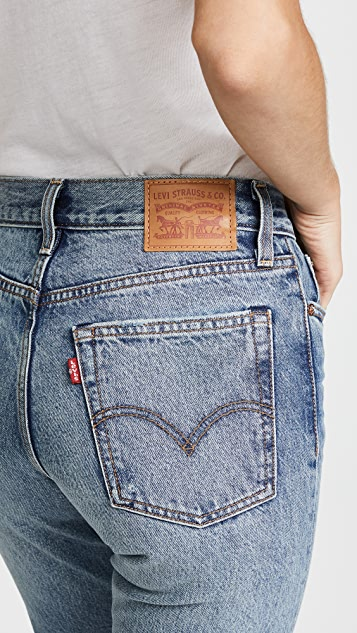 Levi's Wedgie Icon 牛仔裤