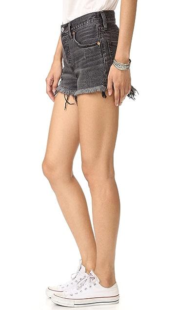 Levi's 李维斯 501 短裤