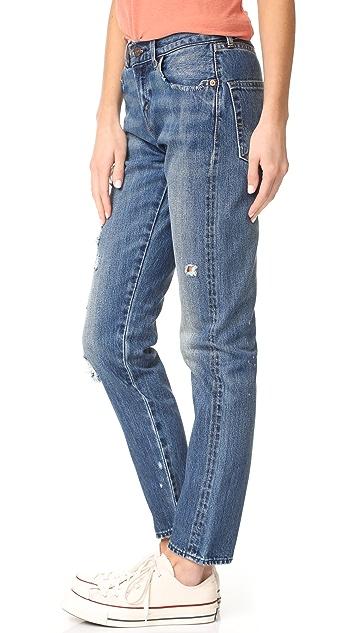 Levi's LVC 1967 定制 505 牛仔裤