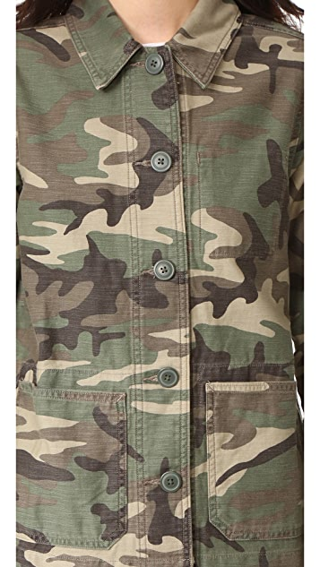 Levi's Chore 职业装外套