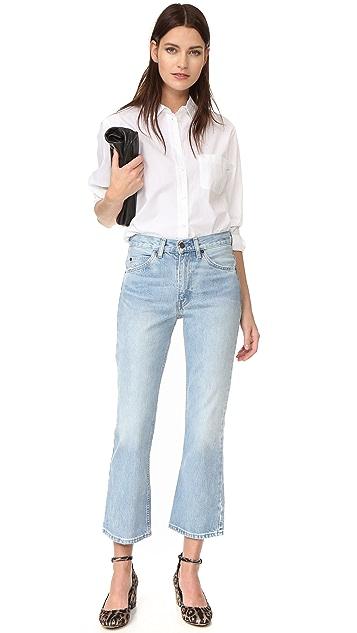 Levi's 517 九分微喇牛仔裤