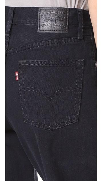 Levi's Big Baggy 阔腿牛仔裤