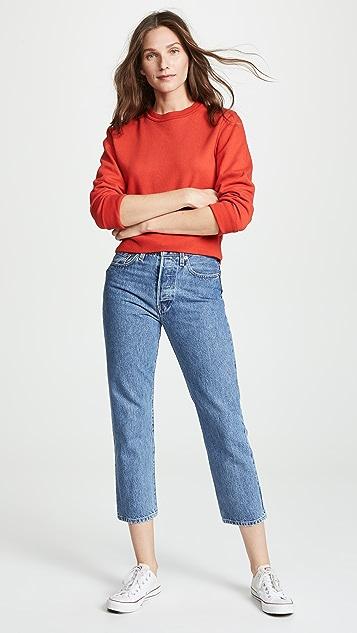 Levi's Made & Crafted 501 九分牛仔裤