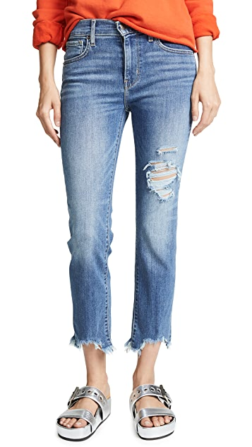 Levi's 724 九分直筒牛仔裤