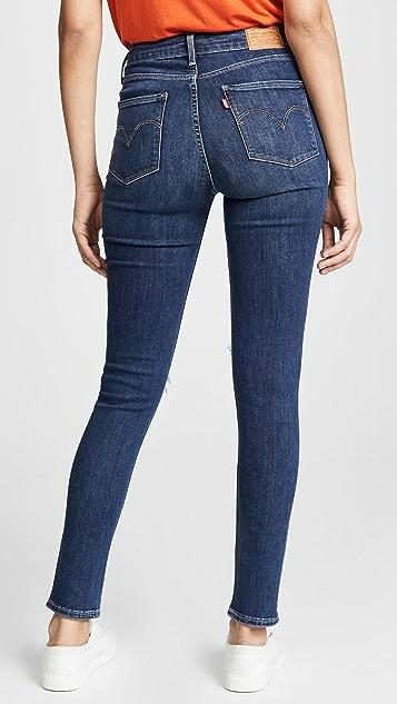 Levi's 721 紧身牛仔裤