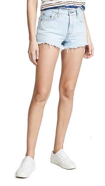 Levi's 501 短裤