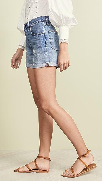 Levi's 501 加长短裤