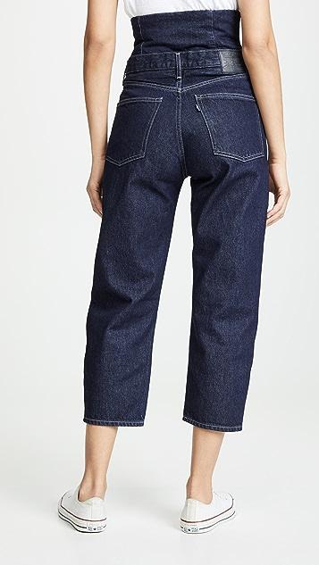 Levi's LMC Cinch Barrel Trouser 牛仔裤