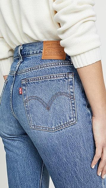 Levi's Wedgie Icon 牛仔裤