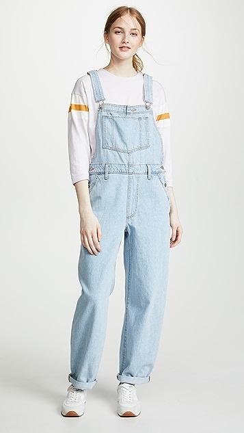 Levi's Baggy 连体裤
