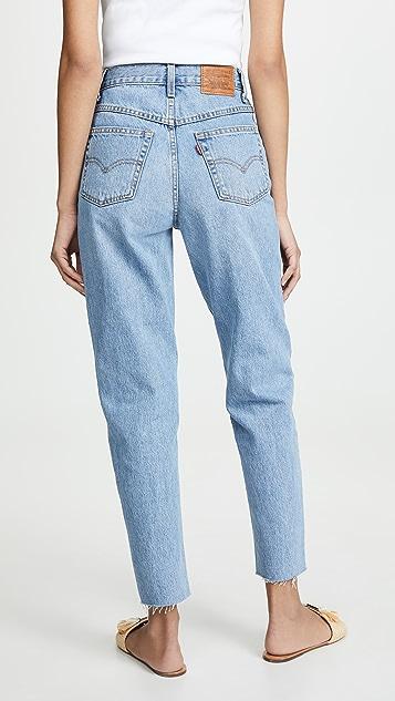 Levi's Mom 牛仔裤