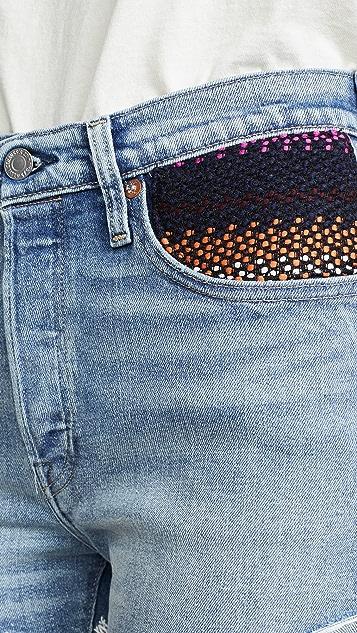 Levi's LMC 501 短裤