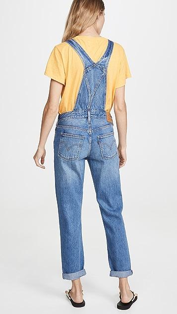 Levi's Original 连体裤