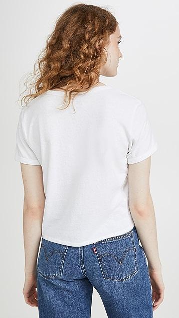 Levi's Graphic Ringer Surf T 恤