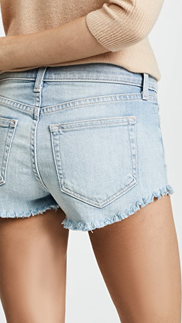 L'AGENCE 完美款型短裤