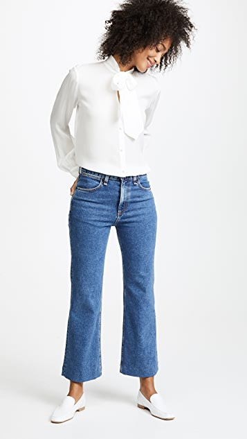 L'AGENCE Gisele 女式衬衫