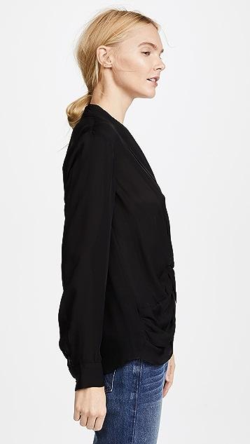L'AGENCE Mariposa 女式衬衫