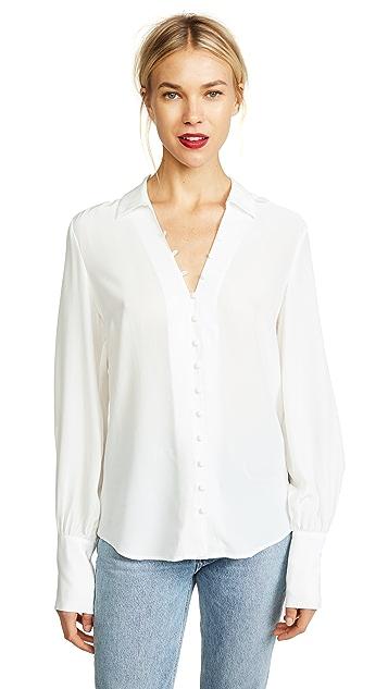 L'AGENCE Naomi 女式衬衫