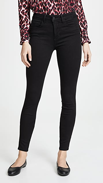 L'AGENCE Marguerite 牛仔裤