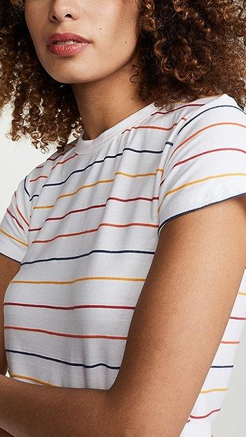 Liana Clothing 条纹 Margo T 恤