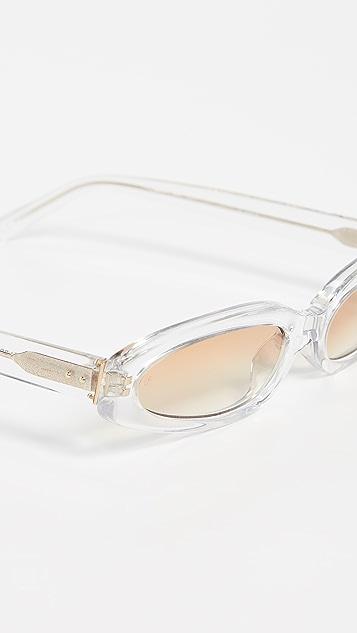 Linda Farrow Luxe 小巧太阳镜