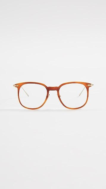 Linda Farrow Luxe Linear Optical 眼镜