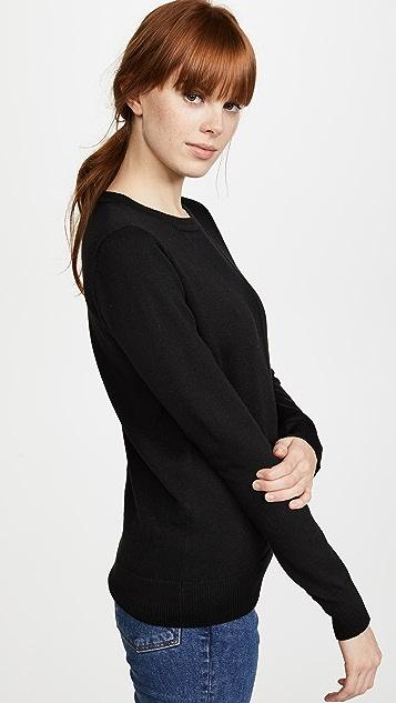 Line & Dot Mia 撞色毛衣