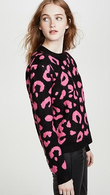 Line & Dot Civet 毛衣