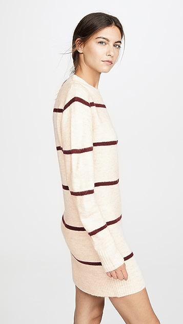 Line & Dot Eska 毛衣连身裙
