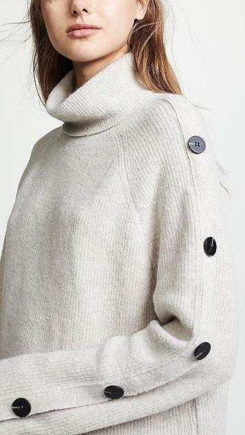 LINE Jasper 高领毛衣