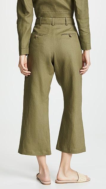 Lisa Marie Fernandez 系腰裤