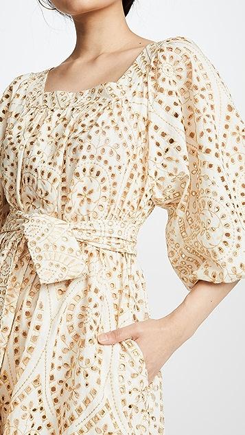 Lisa Marie Fernandez Laure 圆孔连身衣