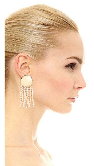 Lizzie Fortunato Opulence 耳环